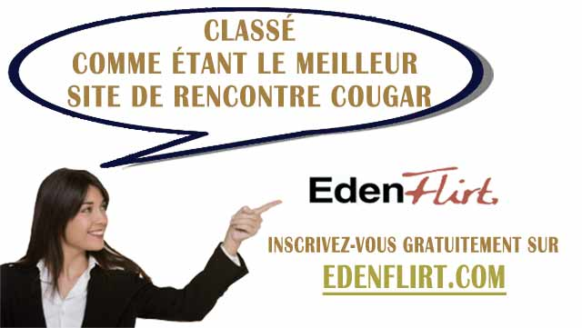 Bouton Call-To-Action pour Edenflirt