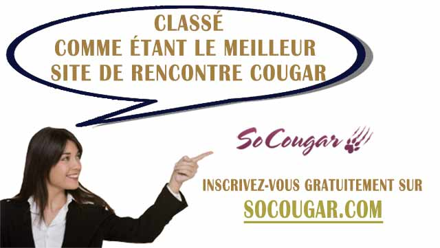 Bouton Call-To-Action pour SoCougar