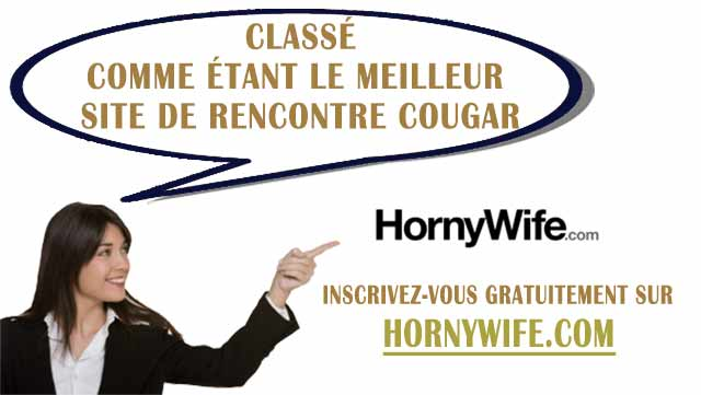 Bouton Call-To-Action pour HornyWife